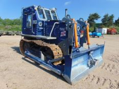 2002 Clayton Engineering Talus MBC M3 Submersible Dozer C/W Hydraulic Winch ONLY 487 HOURS!