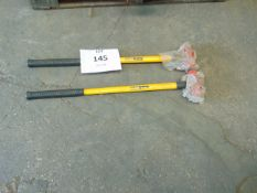 2x Stower HD Sledge Hammers Unissued