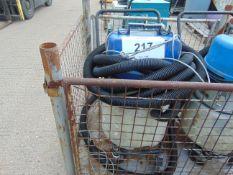 NILFISK HIPOWER INDUSTRIAL VACUUM FROM MOD