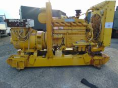 SHANNON POWER STAMFORD 165 KVA 3 PHASE DIESEL GENERATOR 280 HOURS ONLY