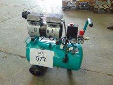 SCHMELZER JN 550-24L 8 BAR 115 PSI GARAGE COMPRESSOR