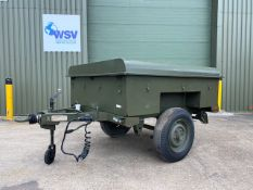 REYNOLDS BOUGHTON 3/4 TON DROP TAILGATE WIDE TRACK TRAILER