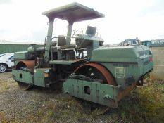 Dresser VOS 2-66B Vibratory Double Drum Roller with exceptionally low 242 hours