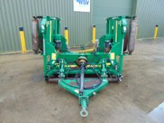 Major 12000 Grounds Major Batwing Roller Trailed Tractor Mower