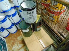9 x Unused 3kg Drums of PX-7 Technical Grade Hard Wearing High Performance Grease