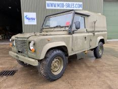 1995 Left Hand Drive Land Rover 110 Tithonus hardtop ONLY 66,824 km