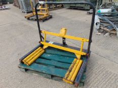 500Kg Tyre Moving Trolley