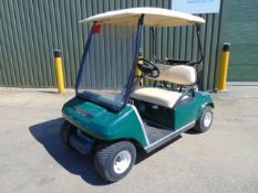 Club Car DS Electric Golf Buggy C/W Battery Charger