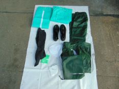90 x New Unissued protective suit and kits
