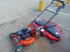 KUBOTA MOWER PLUS COUNTAX 48 INCHES MOWER DECK FROM COUNTY COUNCIL