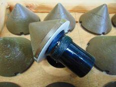 12 x No. 59 A/C Bomb Nose Plugs