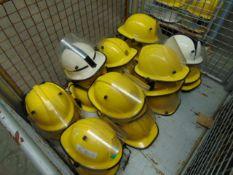 20 x Firefighter Helmets