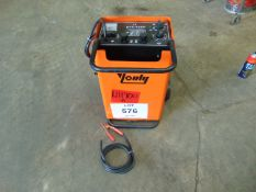 YOULY DFC - 900A POWER CHARGER 220 VOLT SINGLE PHASE WITH 12V AND 24V 480 AMP START
