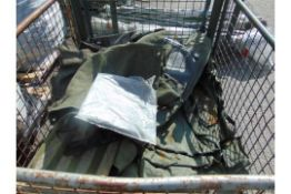 1X PALLET CANVAS SHEETS COVERS ETC