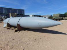 Tornado Strategic Bomber 2250 litre external fuel tank, Drop tank