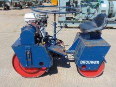 Brouwer Cricket Roller, Grass Roller, Tennis Court Roller C/W Honda Engine