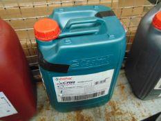 1 x Unissued 20L Drum of Castrol CRB Monograde 40/CF CF2 Heavy Duty Diesel Engine Oil