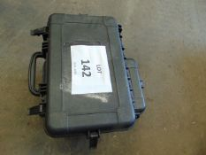 2x Peli Type case with form inserts