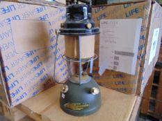 Unissued Vintage British Army Paraffin Vapalux M320 Tilley Lamp