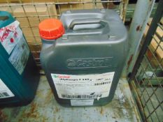 1 x Unissued 20L Drum of Castrol Alphasyn T320 Synthetic Gear Oil