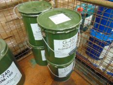 4 x Unissued 12.5Kg Drums of XG 286 Multi Purpose High Quality Sea Water Resistant Grease