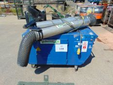 CLIMAVENT PORTABLE CLEAN AIR EXTRACTOR FROM BA SYSTEMS