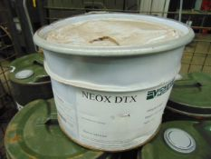 1 x Unissued 8Kg Drum of Vickers NEOX DTX Multi Purpose Lubricating Grease