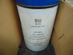 1 x Unissued 3Kg Drum of XG-276 Multi Purpose Quiet Service Grease