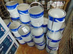 24 x Unissued Sherwin-Williams Sher-Cryl 5L M770 Water Based Sealercoat/Topcoat