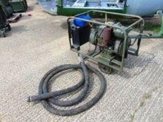 Lister Petter General Purpose Diesel Water Pump Set