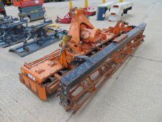 Feraboli 3m Power Harrow & Crumble Roller