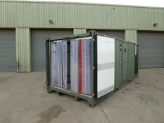 Stone Haven Engineering 537/00 Refrigerated ISO Container