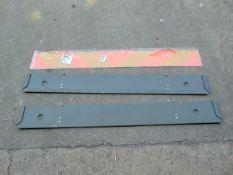 2 x CVR(T) rear marker plate holders & 1 x marker plate *Unused*