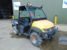 JCB Groundhog Diesel ATV ONLY 1,124 HOURS!