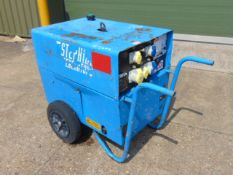 Stephill SE6000D4 6KVA Diesel Generator ONLY 1,371 HOURS!