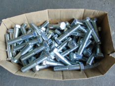 90 x Bolts 110mm long, approx. M18 or M20