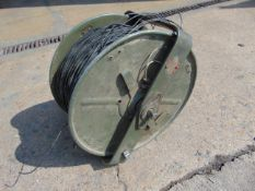 1 x D10 Communications Cable Reel and Holder