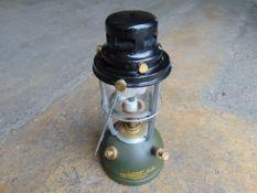 Unissued Vintage British Army Paraffin Willis & Bates M320 Tilley Lamp