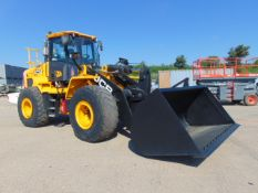 UK Government Department a 2012 JCB 457 ZX T4 Wheel Loader ONLY 7,948 HOURS!