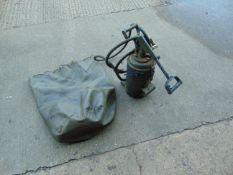 1 x LARGE GREASE (ODDY) GUN WITH BAG