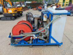 Compact Demountable Jetchem High Pressure Water Jetter