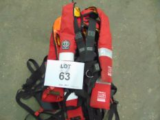 5 x Ex FIRE & RESCUE LIFEVESTS