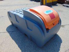 Unused Scmelzer DD500 500L Mobile Diesel Tank C/W 12v Fuel Pump, Nozzle, Hose etc