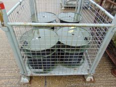 4 x REELS OF ELECTRICAL CABLE