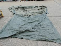 AFV CREW SHELTER WITH 3 POLES