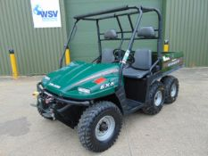 Polaris 6x6 Ranger Utility Vehicle ONLY 257 HOURS From National Grid