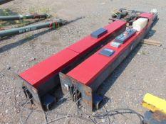 Provac KS32 Two Post Four Arm Vehicle Lift
