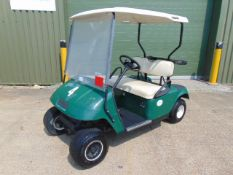 E-Z-GO LPG Gas Powered 2 Seat Golf Buggy ONLY 1,517 HOURS!
