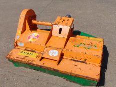 Humus SME105 Safety Mulcher