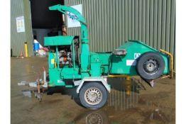 Pezzolato Master 15 Fast Tow Lombardini Diesel Wood Chipper